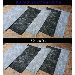 Buffs Special Camo 10 pack
