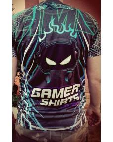 10 GAMER SHIRT SPECIAL ***Gamer Shirts CUSTOM made to order***