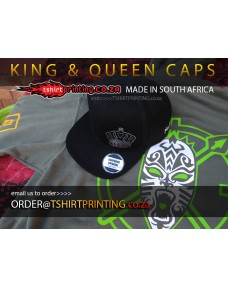 Queen Cap Snap back