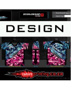 Design Setup for All over printed Shirts