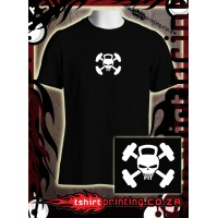 Cross Fit T-shirt, Supporter T