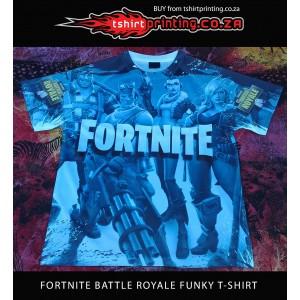 Fortnite gaming t-shirt