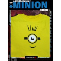 Minion Shirt option 1