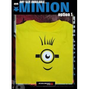 Minion Shirt option 1