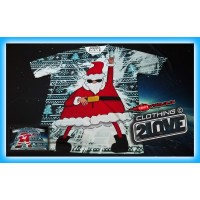 Ugly Sweater T-shirt - Cool SANTA