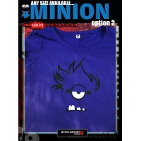 Crazy Minion Shirt option 3