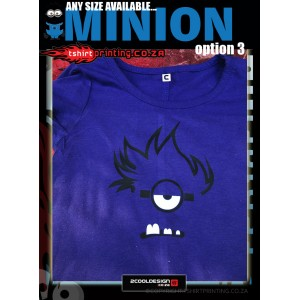 Crazy Minion Shirt option 3