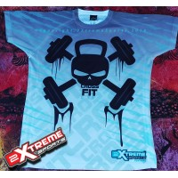 Cross Fit ALL OVER PRINT T-shirt For the Man