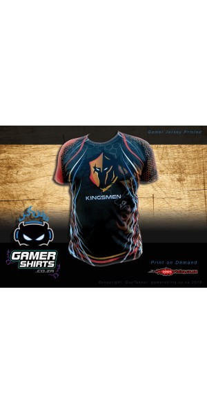 5 GAMER SHIRT SPECIAL ***Gamer Shirts CUSTOM made to order***