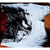 Venom Ultimate Fan T-shirt ((sold))