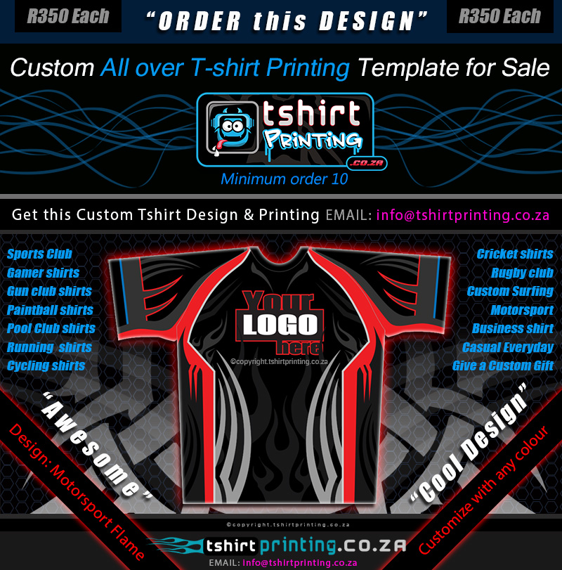 All over shirt printing templates tshirt printing business for All over printing t shirts