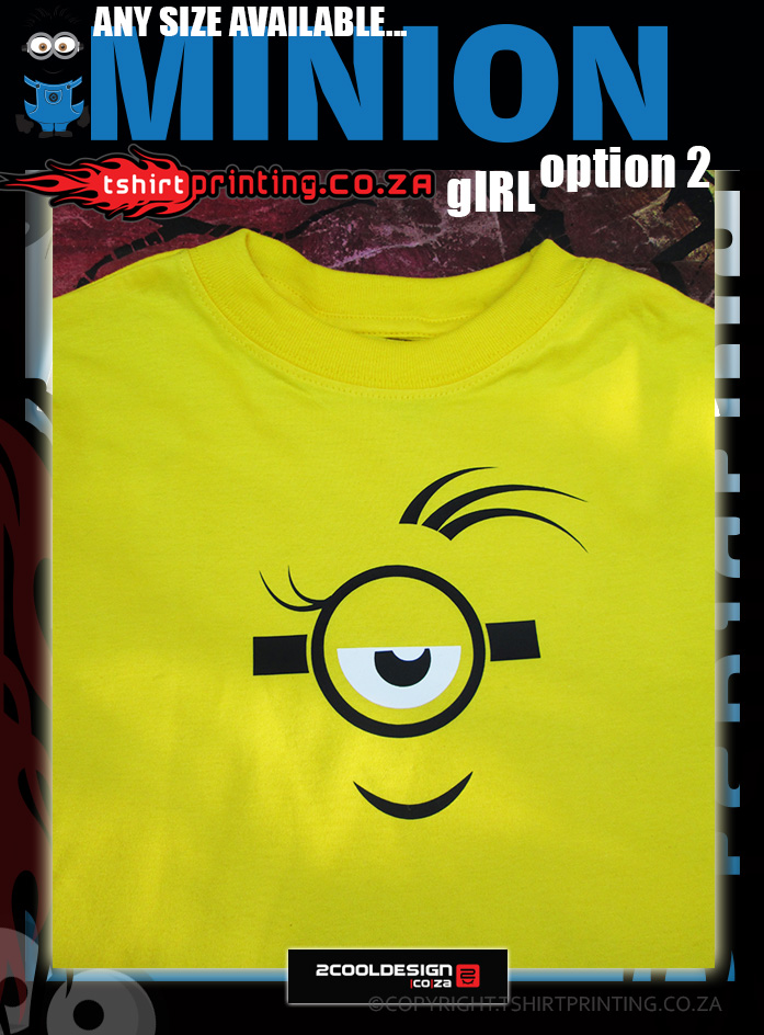 girl minion