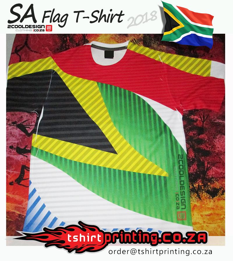 SA-flag-T-shirt