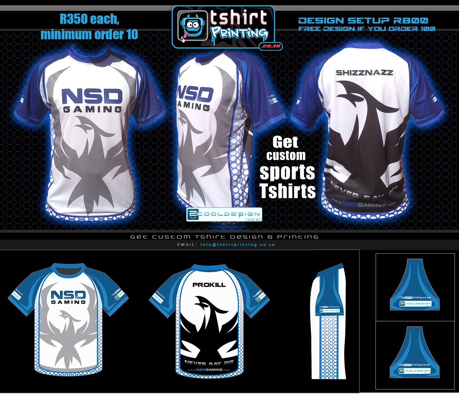 cool gamer shirt design 2014