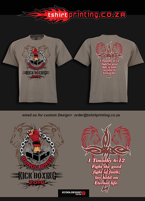 Guy tasker t shirt designer for Company t shirt printing