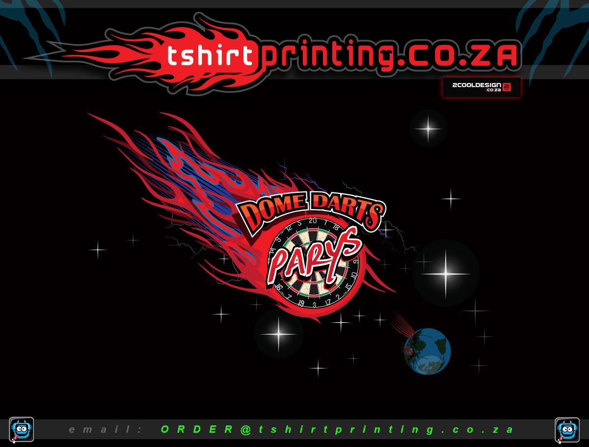dome-darts-fireball-darts-club-logo-design-idea