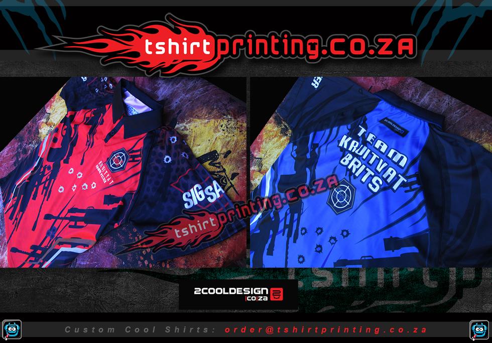 shooting club shirts