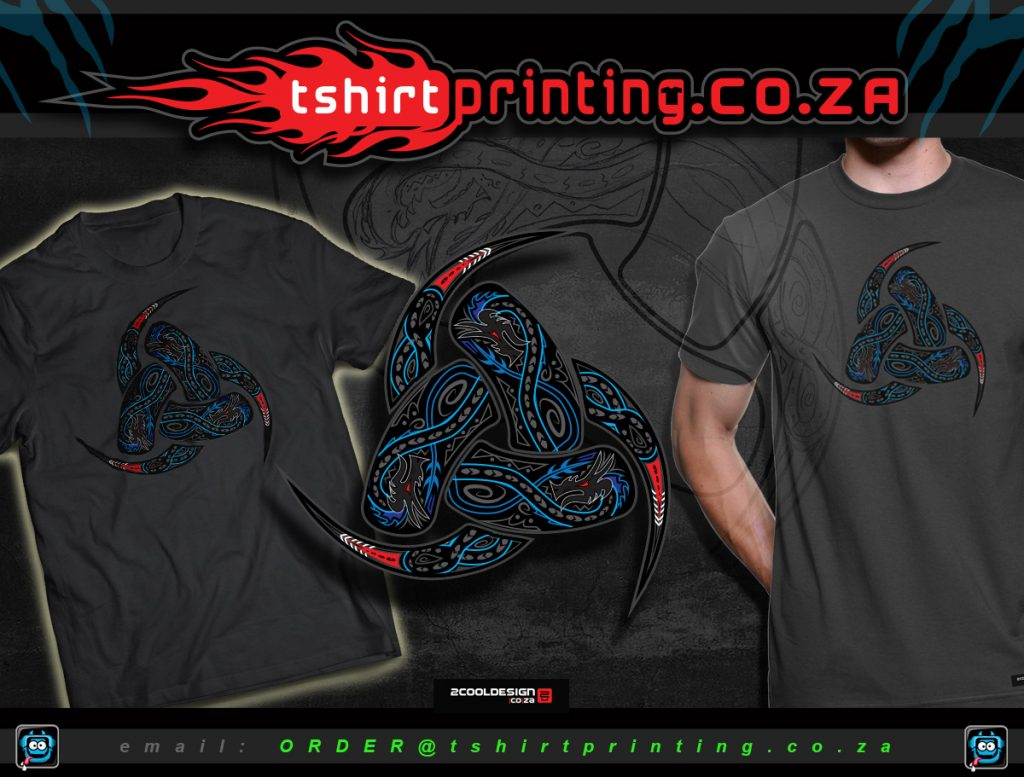 tribal-dragon-TRI-horn-odin-tshirt-design