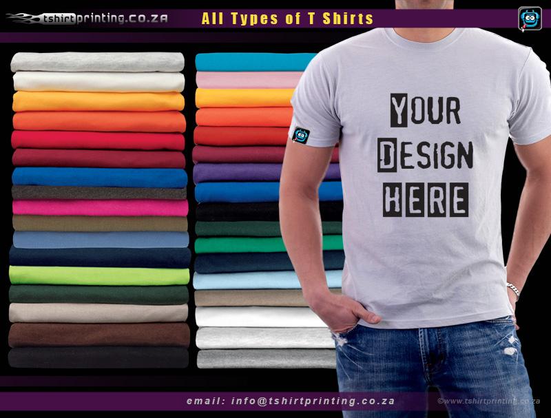 Tshirt Printing T shirt Branding V neck T shirts