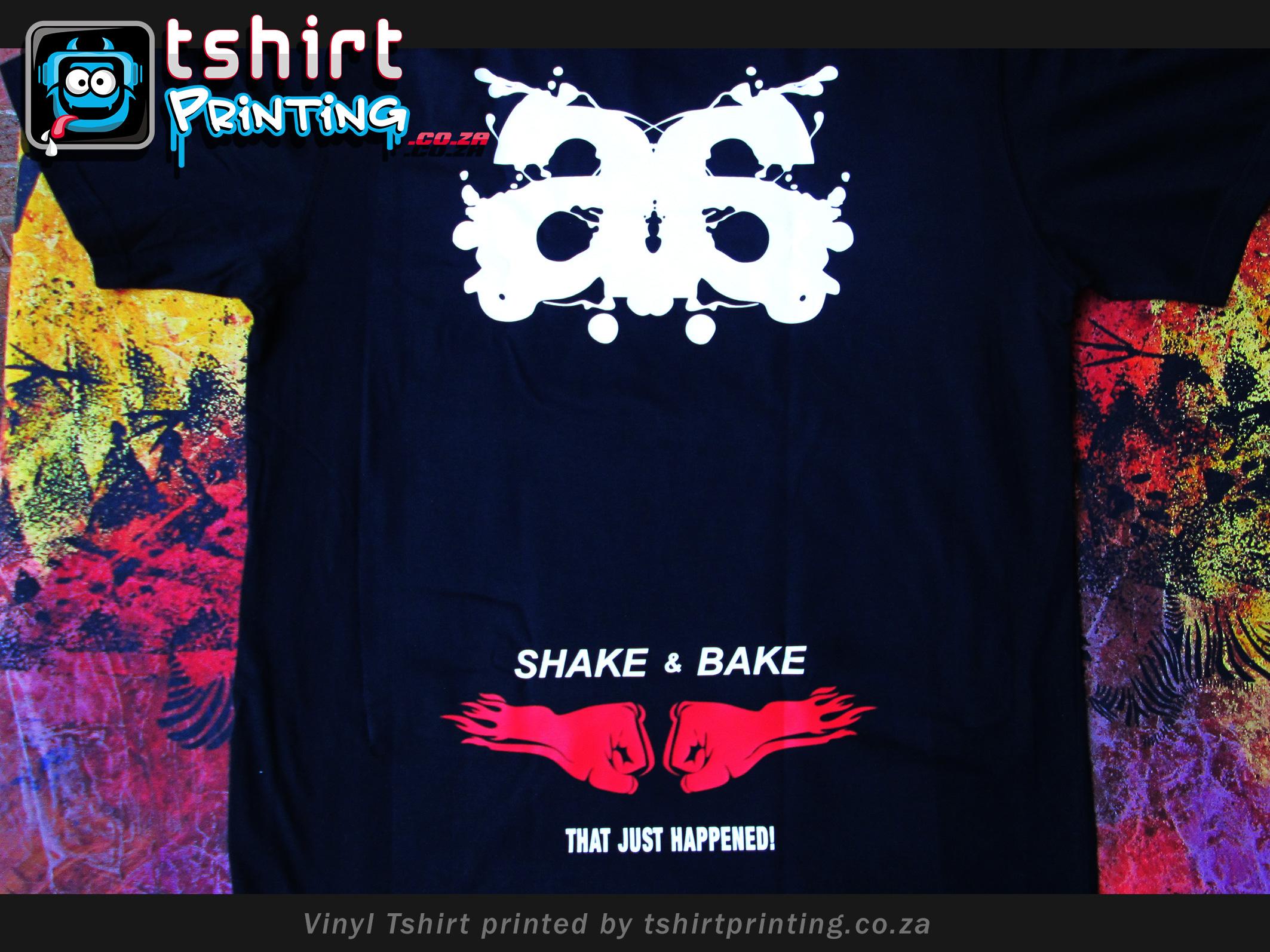 MMA tshirt vinyl printed, 2 fists hitting with flames, flame fist tshirt, splatter tshirt printed,vinyl splatter effect