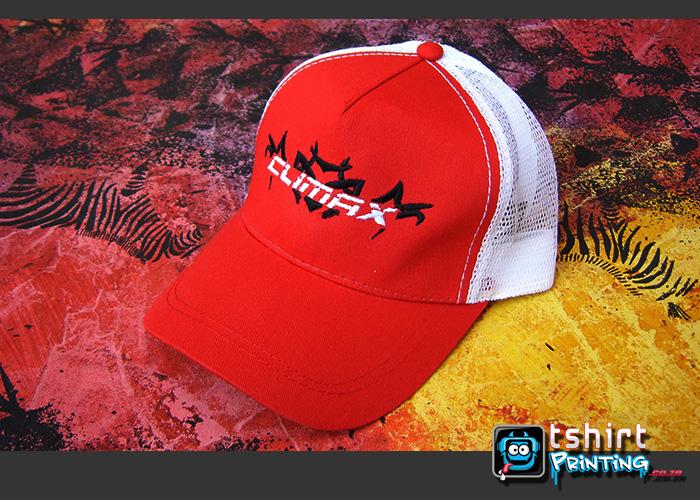 trucker cap printed.trucker cap supplier