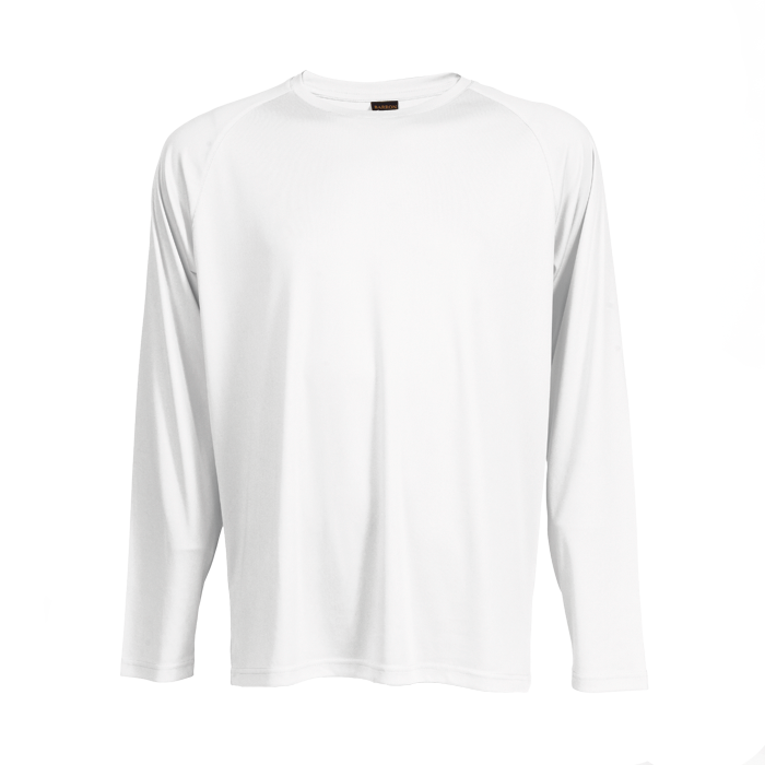 156537a805d33 White Long Sleeve T Shirt Template ✓ T Shirt Design 2018