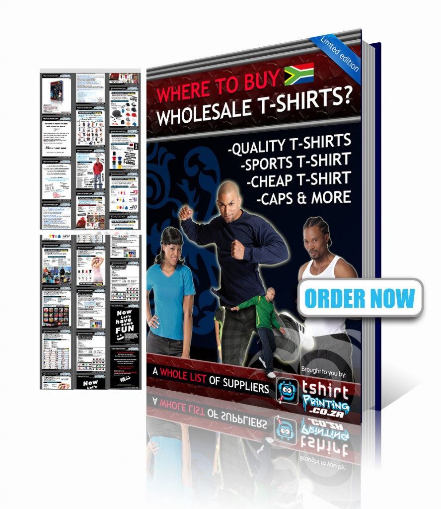 Wholesale tshirts guide for T shirt printing and distribution