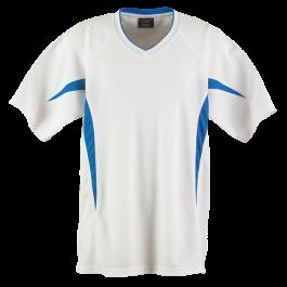soccer tshirt white