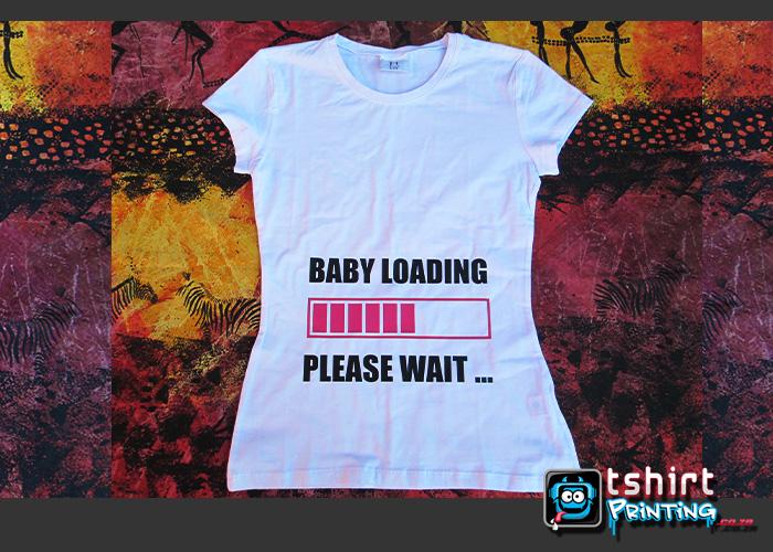 pregnant lady t-shirt idea