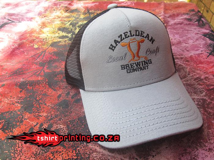 TRUCKER CAP IDEA
