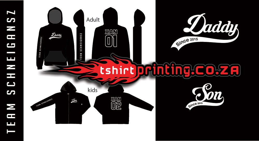daddy-son-hoodies idea