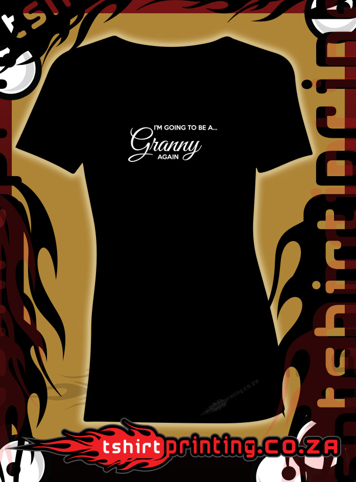 Granny shirt ideas