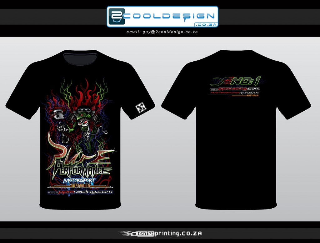 Motor sports shirts for Athletic t shirt design ideas