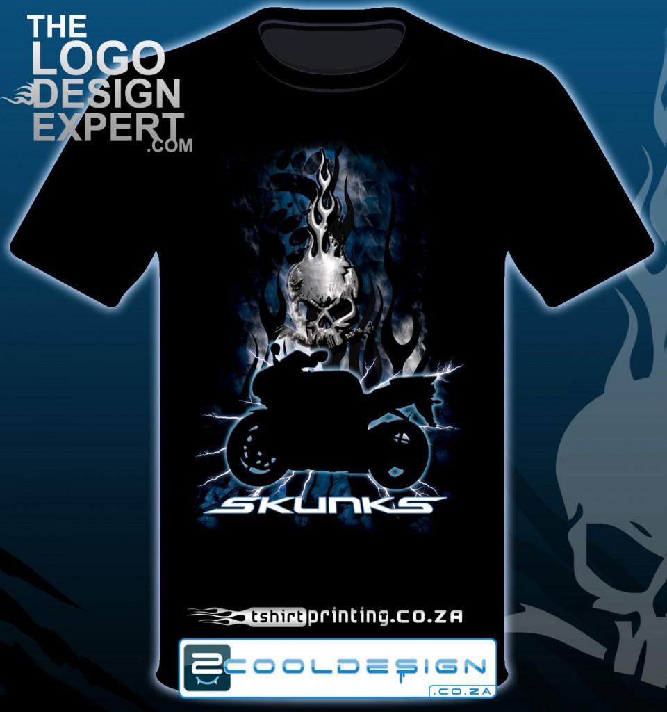 cool-biker-tshirt-design