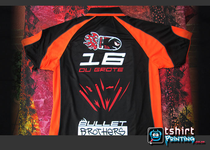 Cool Golf Shirt For Cricket Team T Shirt Printing Solutions