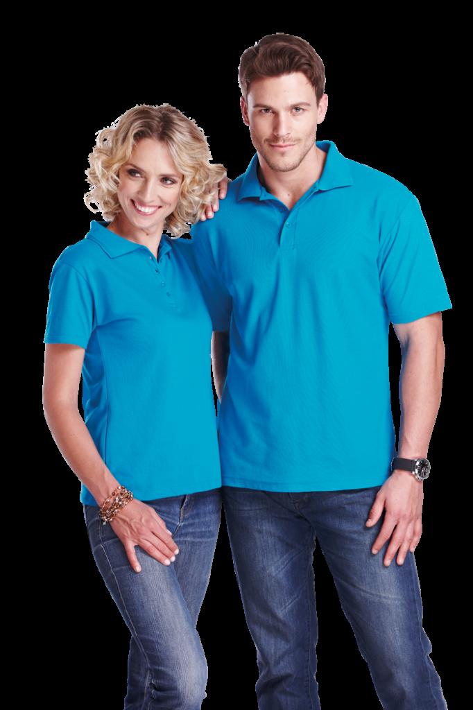men and ladies golf shirt print