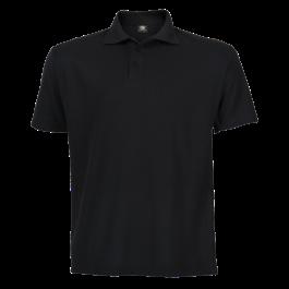 black golf shirts