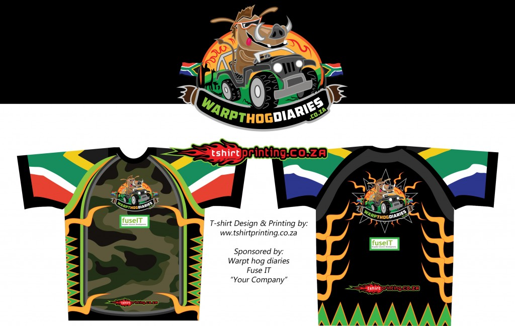 Sublimated shirt printer for T shirt printing for non profit organizations