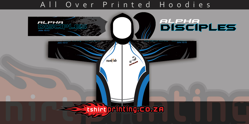 all over printed hoodies
