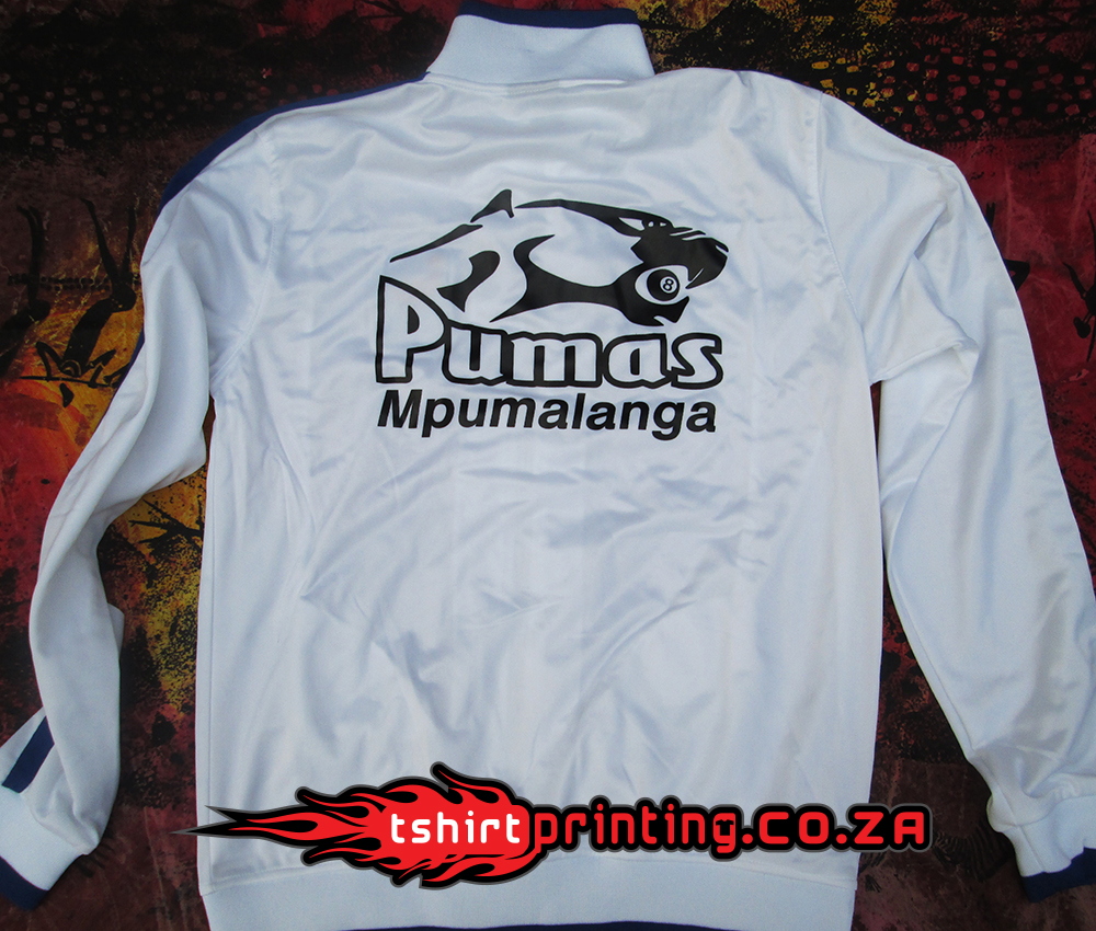 Cool sports jacket club jacket supplier south africa t for T shirt printing charleston sc