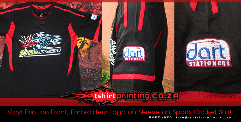 Embroidery service