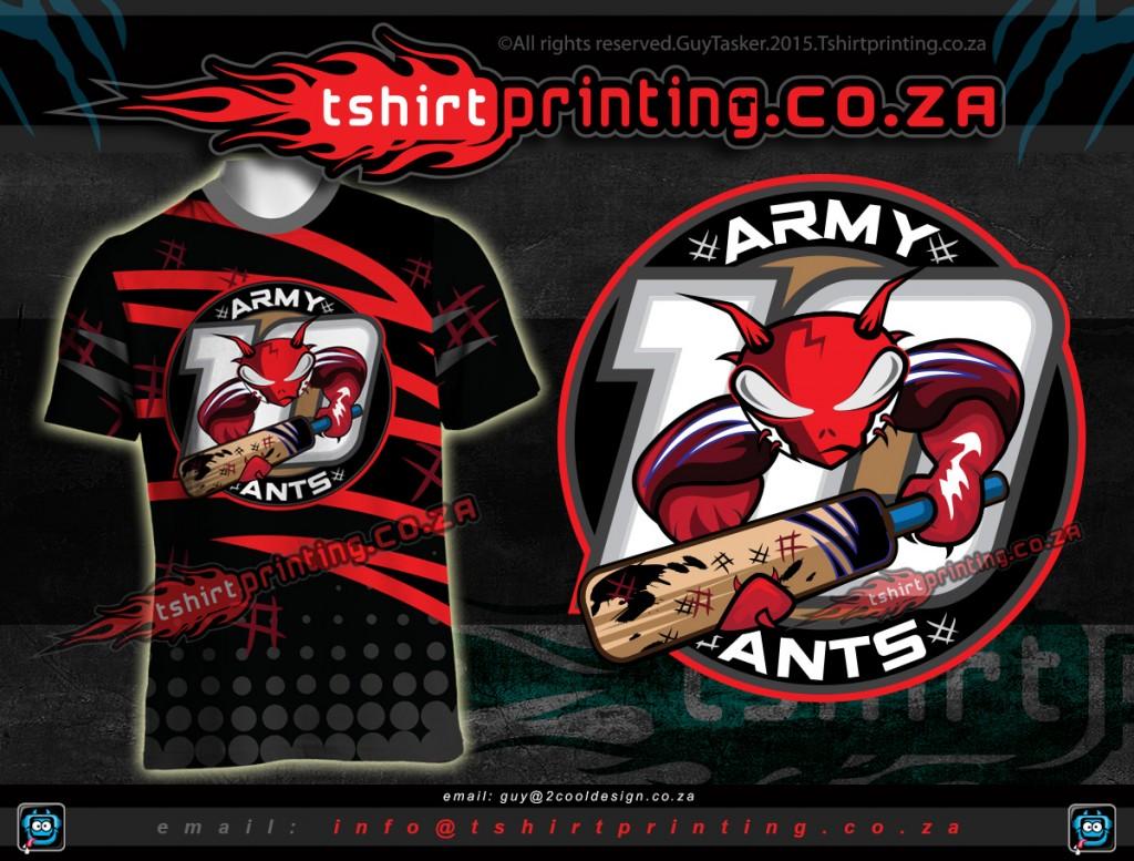 Army-Ants-Logo-tshirt
