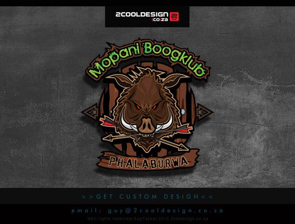 mopani-boogklub-logo, COOL LOGO DESIGN
