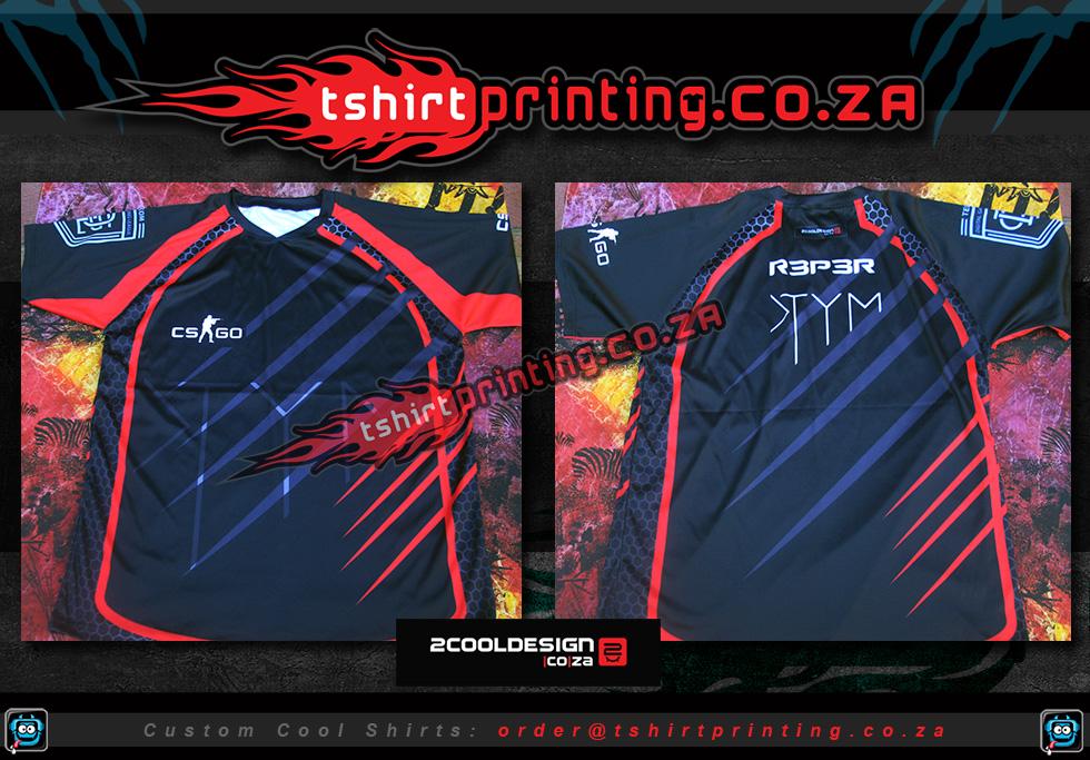 cs-go-team-gaming-shirts, gamer jersey printer south africa