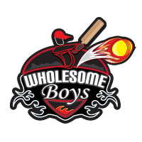 wholesome boys cricket team logo by tshirtprinting.co.za