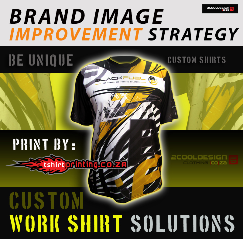 Custom Work Shirt Solutions T Shirt Printing Solutions