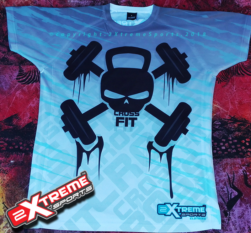 For Sale R200,00, Cross fit all over print