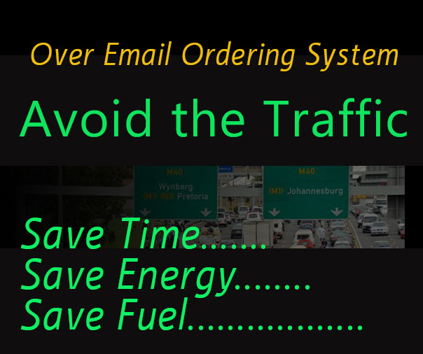over-email-ordering-system