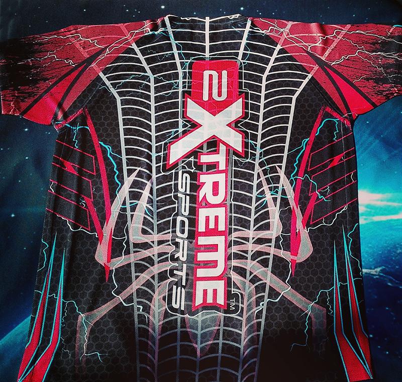 2xtreme-sports-t-shirt-spiderman-theme-sportswear