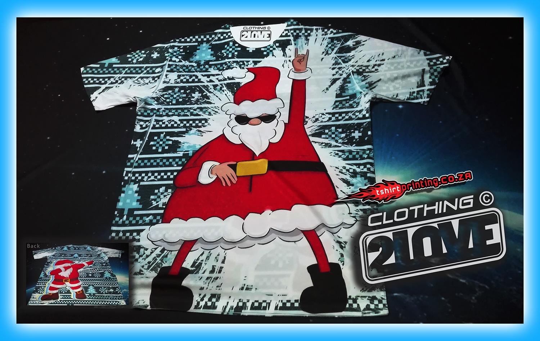 ugly-sweater-tshirt-santa-dance-dabbing